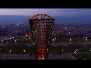 Имиджевый ролик о городе Шымкент