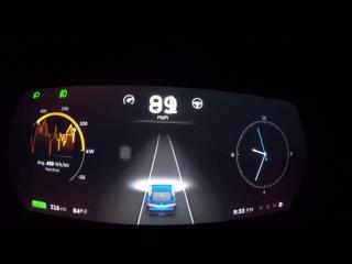 Tesla Model S P100D Ludicrous 0-60 0-100 SO quick