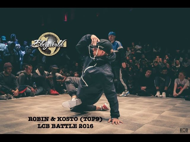 ROBIN KOSTO | TOP9 | LCB BATTLE 2016