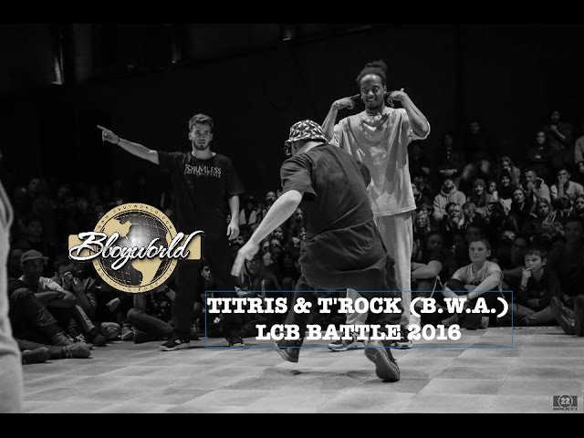 TITRIS T'ROCK | BELGIUM WITH ATTITUDE | LCB BATTLE 2016