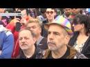 Первый русскоязычный гей-парад в США (2017)