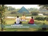 Шивананда Йога - Хатха Йога. Базовый класс (ассана пранаяма, релаксация) ч.1
