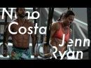 Team Invictus' Jenn Ryan & Nuno Costa (CrossFit Games Masters Athletes - Gone Team)