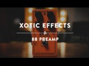 Xotic BB Preamp Reverb Demo Video