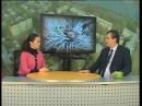 Александр Омельчук в программе Диалог на телеканале МАРТ