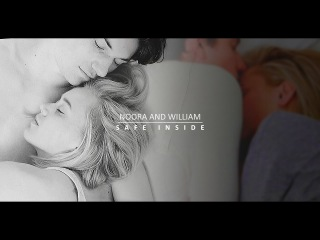 noora + william   never live without you.