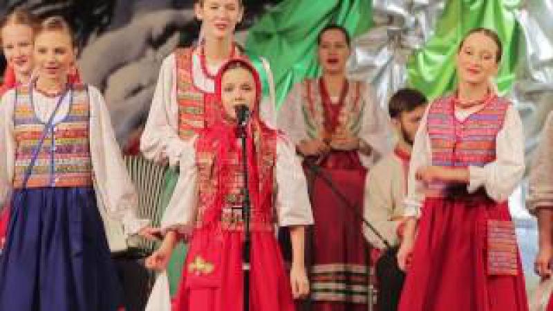 играй гармонь Голосочек Маша Сапранкова