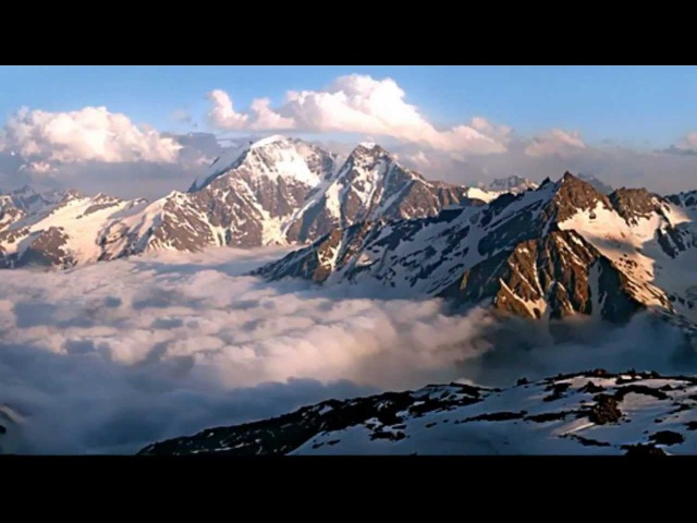 Virtual trip to The Great Caucasus Mountains With Circassian(Adyghe) Music