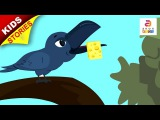 Kids Story in English The Fox and The Crow Learning Stories For Kids By Anon Kids