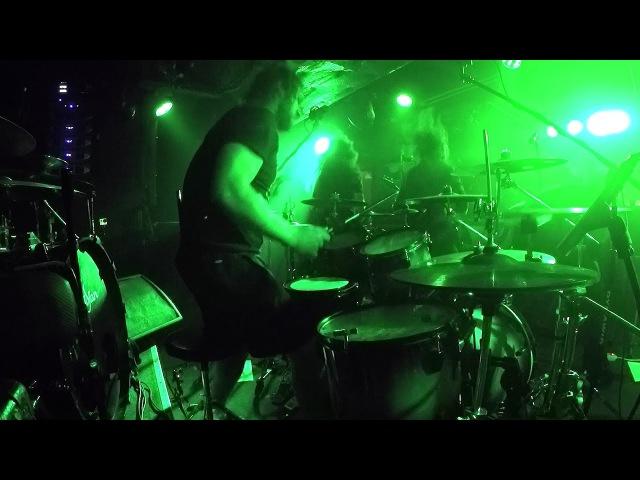 FORMIS@Alchemizer-Live in Poland 2017 (Drum Cam)
