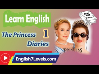 Learn English Through Story ★ Subtitles: The Princess Diaries (elementary level)