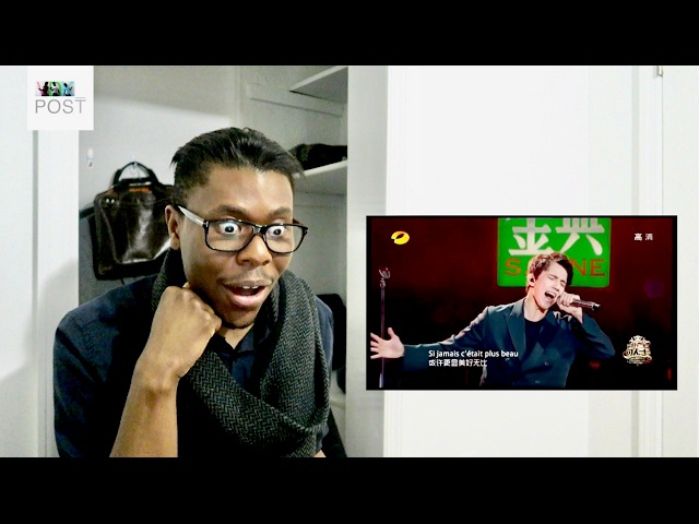 Dimash Kudaibergen - S.O.S d'un terrien en détresse TV Show Reaction