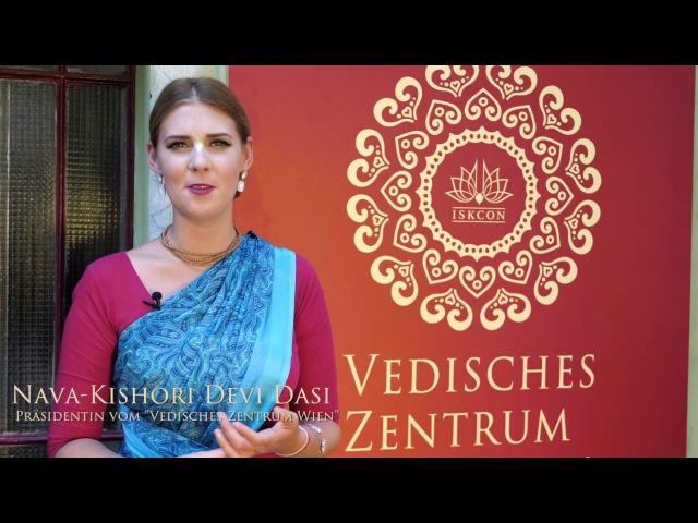 Vedisches Zentrum Wien advertising