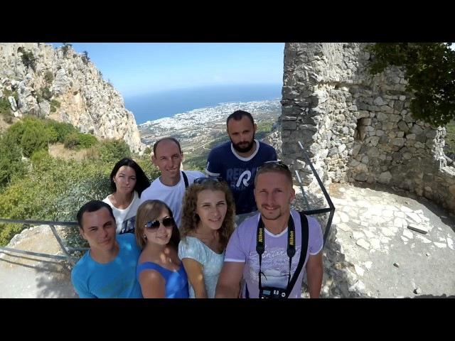 Cyprus. St Hilarion Castle .