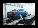 Индивидуальная настройка Audi A4 B7 DTM 2.0TFSI Stage 2 AGP Motorsport