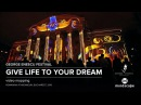 Невероятный 3D mapping на George Enescu International Competition 2016 (25 сентября 2016-го года)