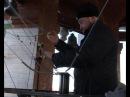 В новом храме Всех Святых в Гусеве зазвонили колокола