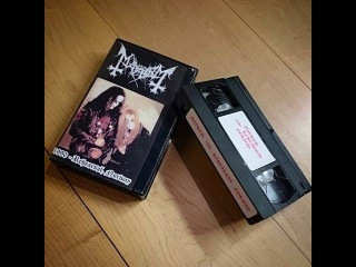 The True Mayhem Rehearsal, Krakstad, Norway, XX/XX/89 (Re-colored)
