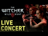 Video Game Show  The Witcher 3- Wild Hunt concert