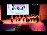 Танцевальная студия Active Dance.Сороконожки