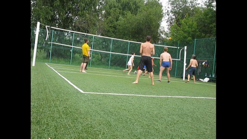 Волейбол 22 июля )