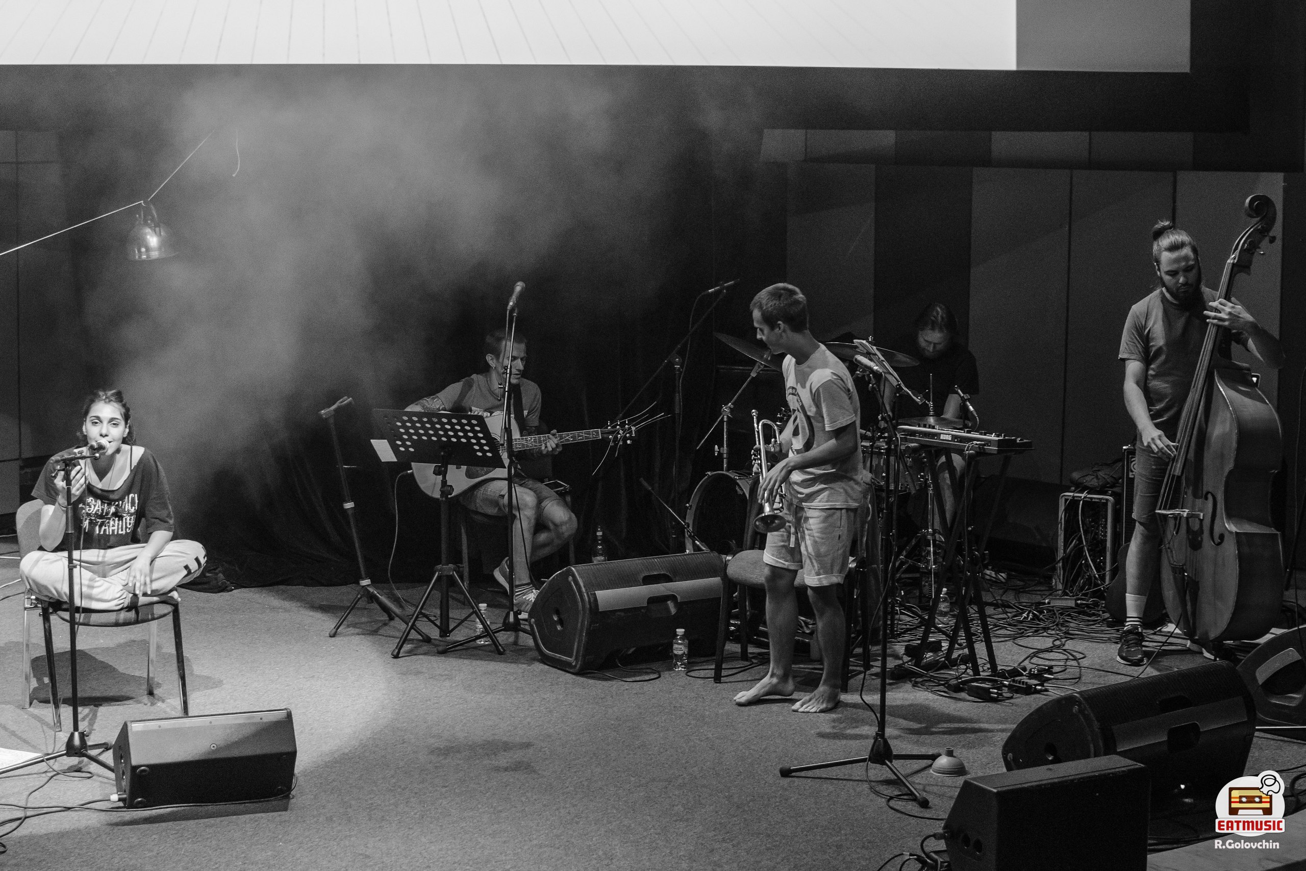Акустическая программа АлоэВера в ЦДХ 27.05.17: репортаж, фото Роман Головчин
