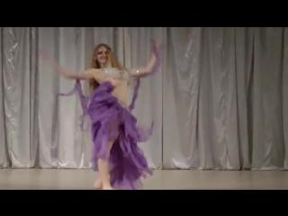 Superb Hot Arabic Belly Dance Alina Dobrolubova 7174