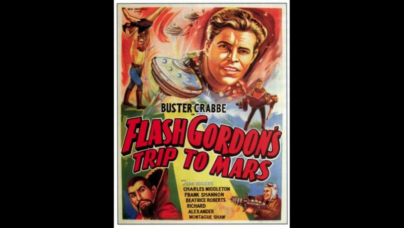 Путешествие Флеша Гордона на Марс (1938) epi 5 - The Boomerang