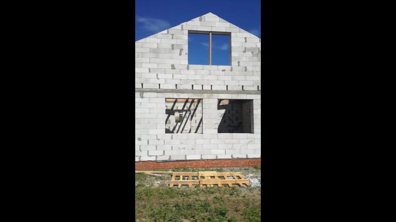 Завершение строительства дачи 68 за 11 рабочих дней