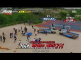 [RUS SUB][22.05.16] BTS @ Running Man Ep.300 (cut)