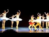 Образцовая балетная студия. Щелкунчик. Вальс снежных хлопьев.