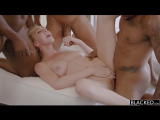 Kendra Sunderland (I've Never Done This Before / ) 2017 г., Gonzo, IR, Gangbang, 720p
