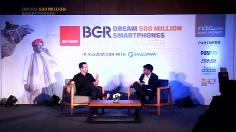 Хьюго Барра, вице-президент Xiaomi, произносит название компании