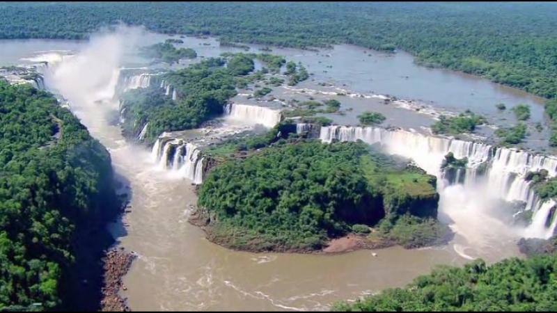BBC: Планета Земля / Planet Earth / 2006 / 03. Пресная вода.