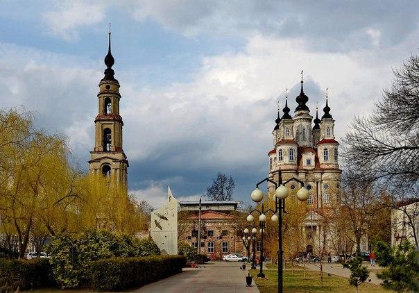 Церковь Космы и Дамиана в Калуге