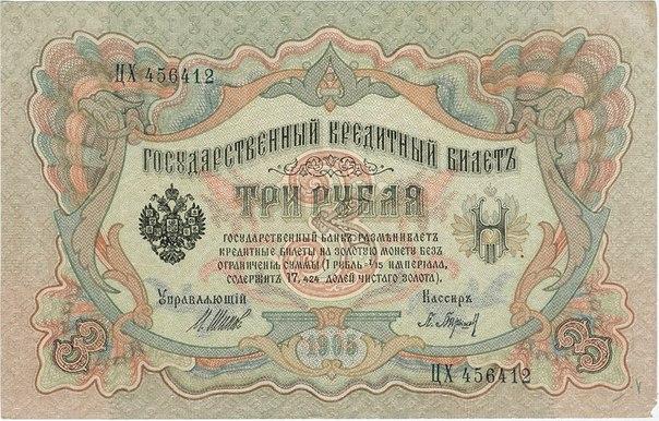 Итоги денежной реформы Витте