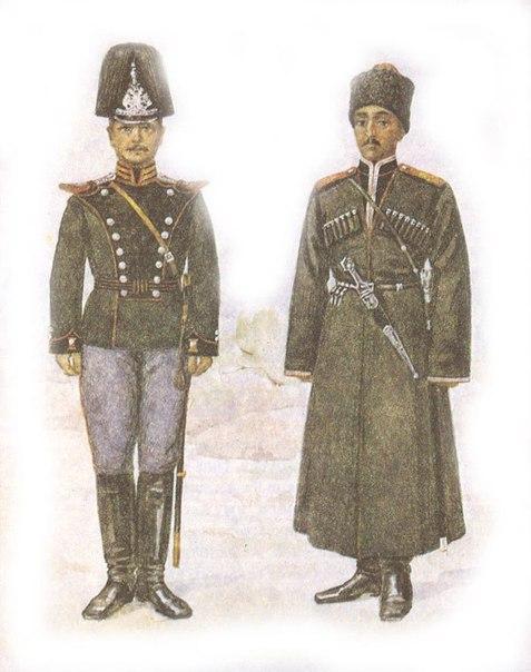 Воины конно-саперных команд гвардейских кавалерийских дивизий стали