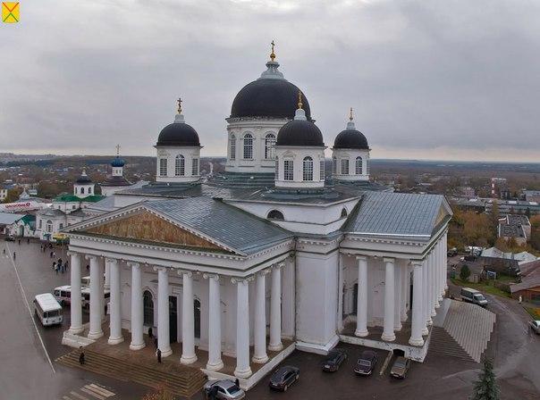 Воскресенский кафедральный собор в Арзамасе