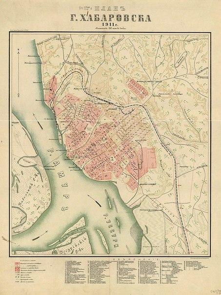 История основания Хабаровска
