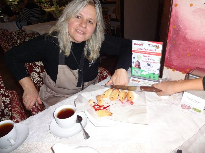 Харьковчанам приготовили жуткое угощение (ФОТО, ВИДЕО)