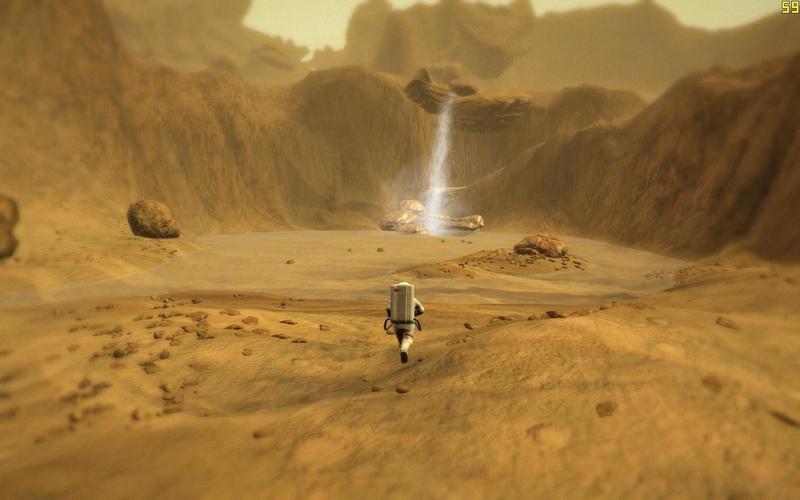 Lifeless Planet: Premier Edition (2014) PC - Скриншот 1