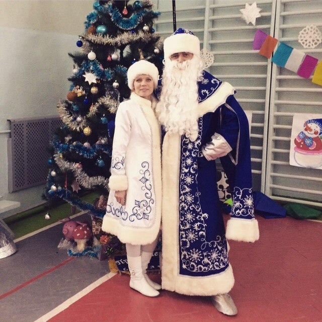 Дед Мороз и Снегурочка в Харькове