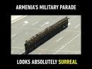 Военный парад в Армении (фрагмент)
