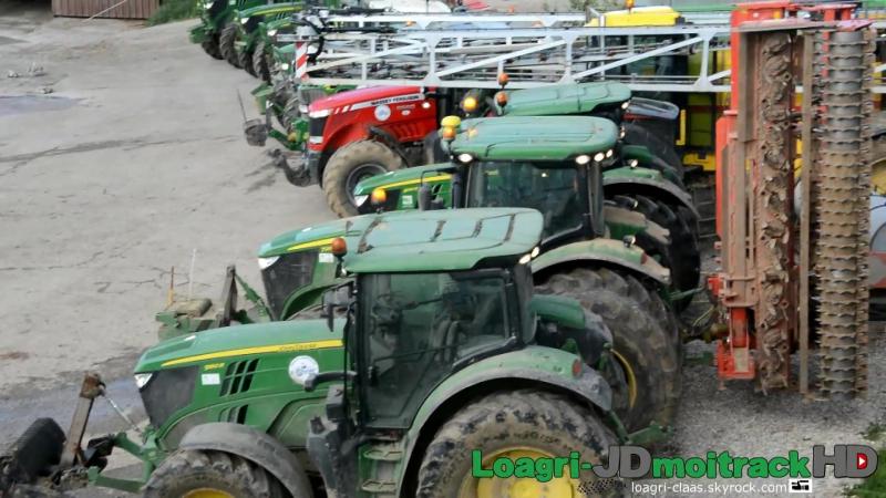 ETA Patrick Olivier ¦ Большой ферме во Франции