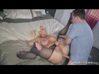 [BigButtsLikeItBig/Brazzers] Alura Jenson - My Stepmother's Pantyhose [Anal,Ass Worship,Big Ass,Blonde,MILF,New Porn 2017]