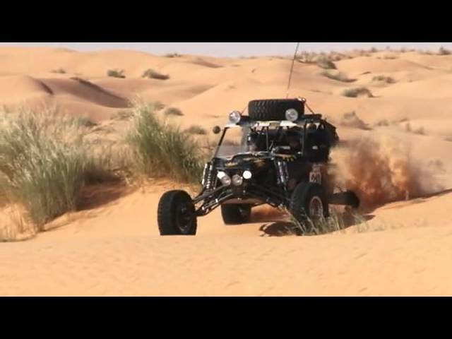 PREDATOR X18-S RACING Libya.flv
