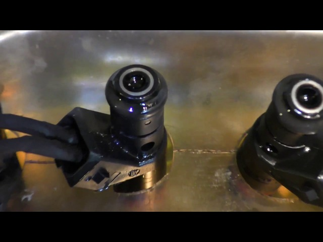 Как работает двигатель после промывки форсунок (чистка инжектора)