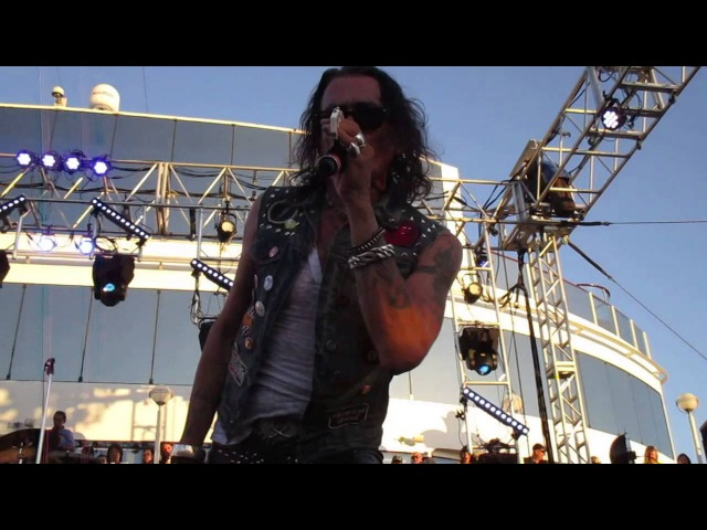 MORC Monsterwood Special guest appearance - Oct 1, 2016 (so called Real RATT)