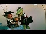 Голубой вагон. Песня-пародия Мурзилки International. Мультфмльм про Чебурашку и Крокодила Гену.