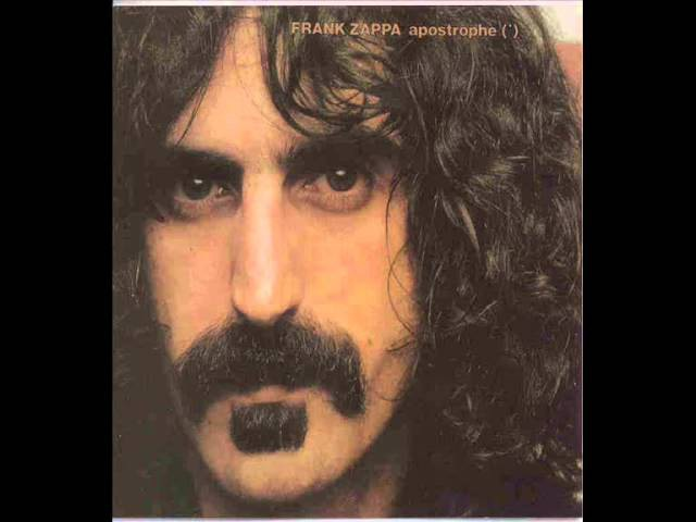 Frank Zappa - Apostrophe () - Dont Eat the Yellow Snow Suite